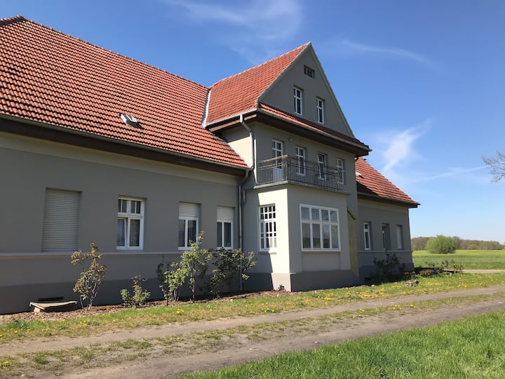 Bauernhof in Rambow (Prignitz) b. Bad Wilsnack