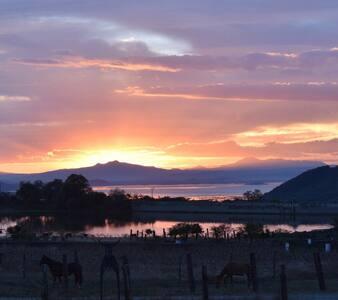 Turismo rural en ganadería de bravo. Michoacan.