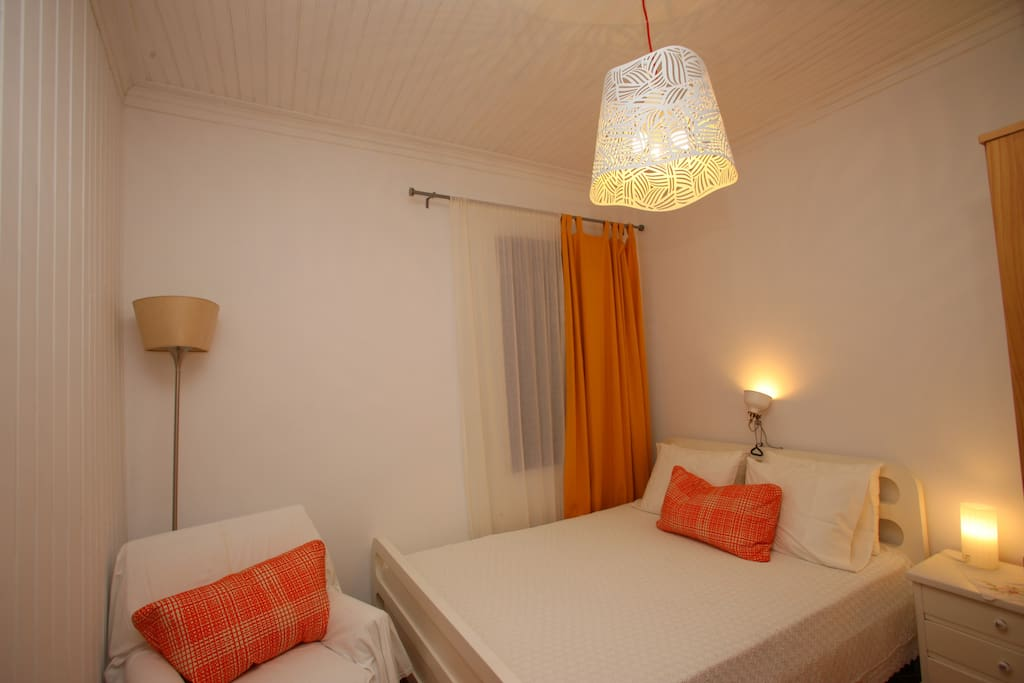 1st Floor Bedroom with a Double bed