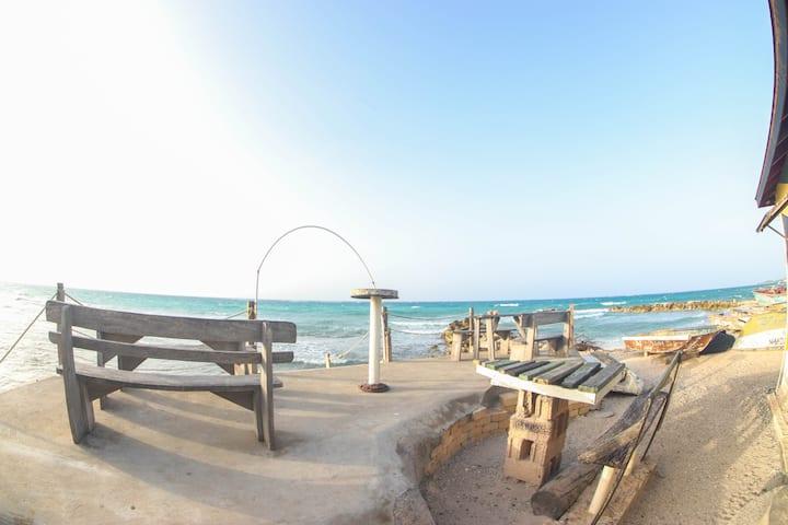 One Rhythm on the Beach
