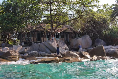 The Resthouse - Pulau Perhentian Besar  - Maison