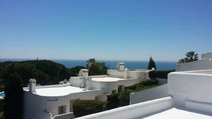 Fantastisches Townhouse Golfcourse - Marbella - Hus