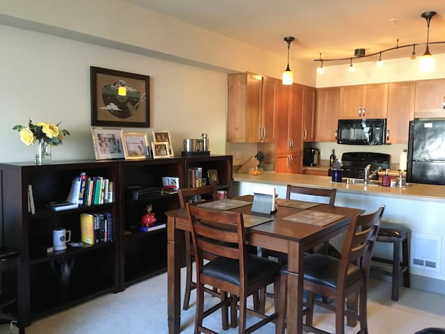 Like new condo near Costco HQ, Bellevue, Seattle - Issaquah - Wohnung