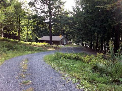 Acampamento Barra, chalé de 3 quartos nos arredores de Fredericton