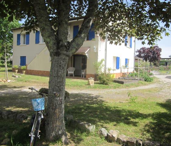 Gîte Madibouste -Aux portes de Bergerac. Périgord