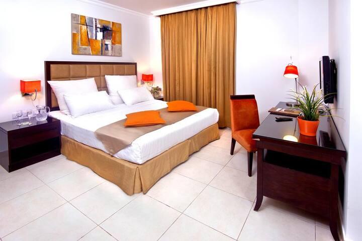 Junior One Bedroom Apartment 05