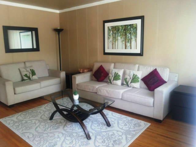 Excellent furnished home in CentralEast Saskatoon