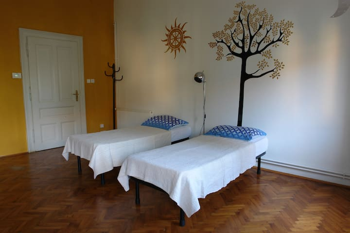 Sunny room in Opatija