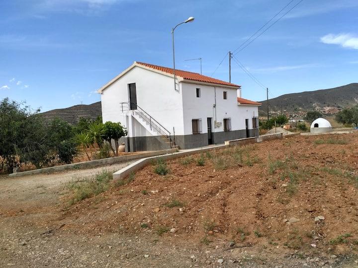 Casa De Campo En Lorca, Murcia