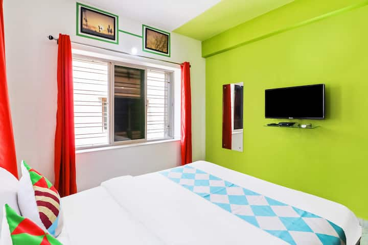 OYO- Best Priced! Splendid 1BR Home in Kolkata