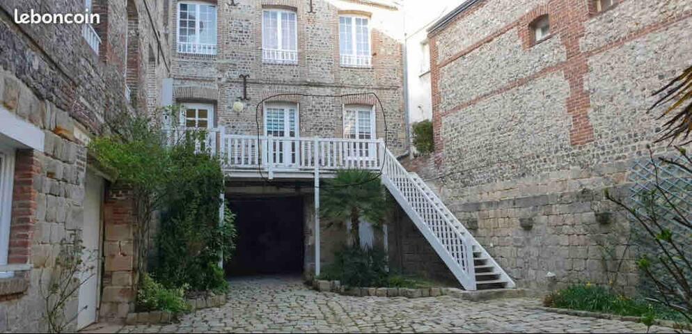Appartement typique, cœur du quartier historique