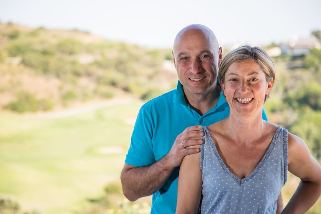 Meet the owners - Hubert & Sonja