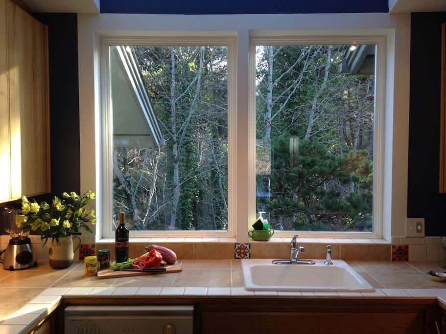 Light Bright Kitchen