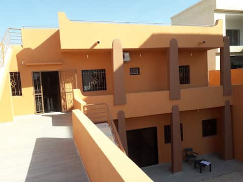 Keur Keerma, calme et dépaysement à Saly, Sénégal