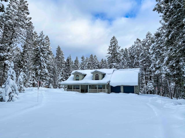 Grey Wolf Lodge in Island Park near Yellowstone!