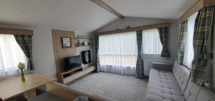 Deluxe holiday home, Weymouth Bay Haven Park, 3bed