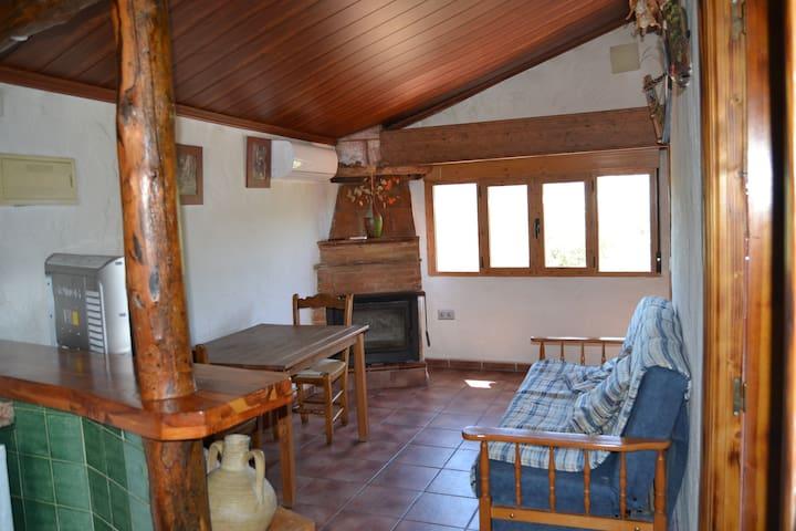 Casa rural con Jacuzzi y chimenea Yeste