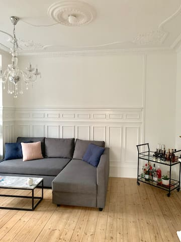 Beautiful room in the heart of Copenhagen
