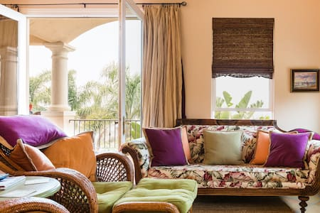 "Tropical ""Mermaid House"" Apartment near Surfers' Paradise"