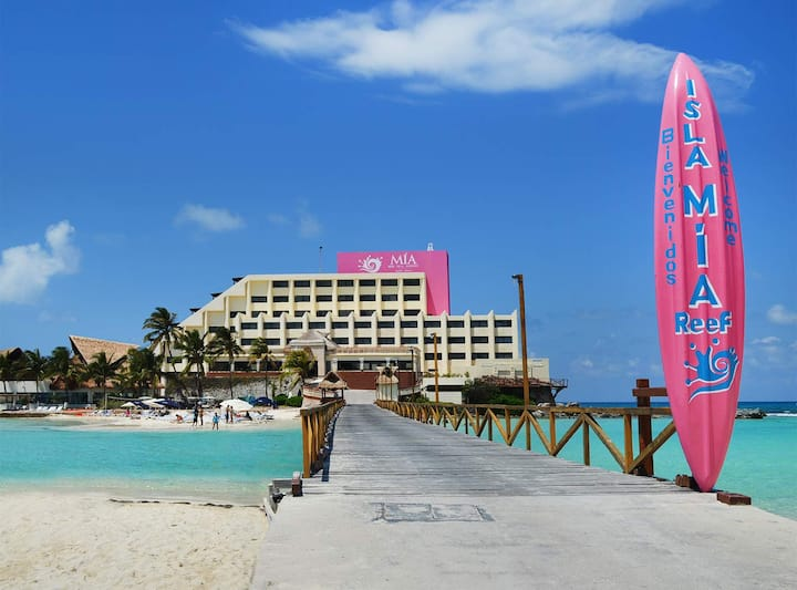 Mia Reef Resort all inclusive 2 kids free*