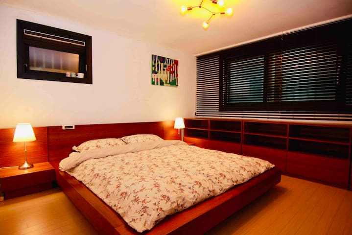 A month stay studio in Seochon