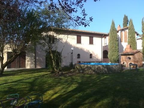 Villa Pancrazzi - NEAR CHIANTI!
