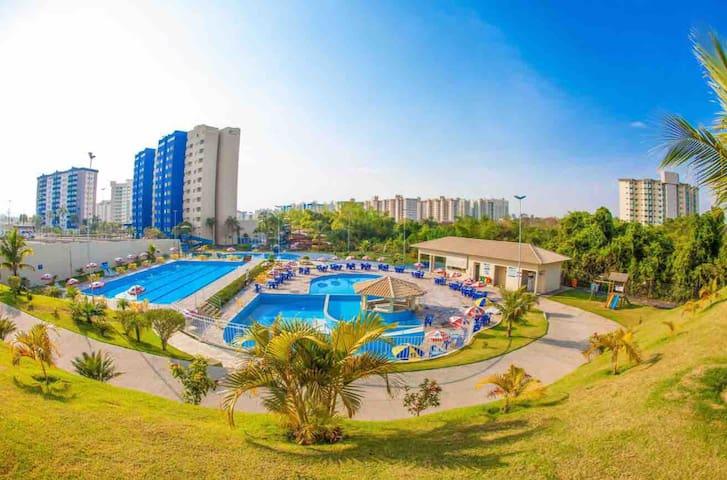 Apartamento (flat) Golden Dolphin Express