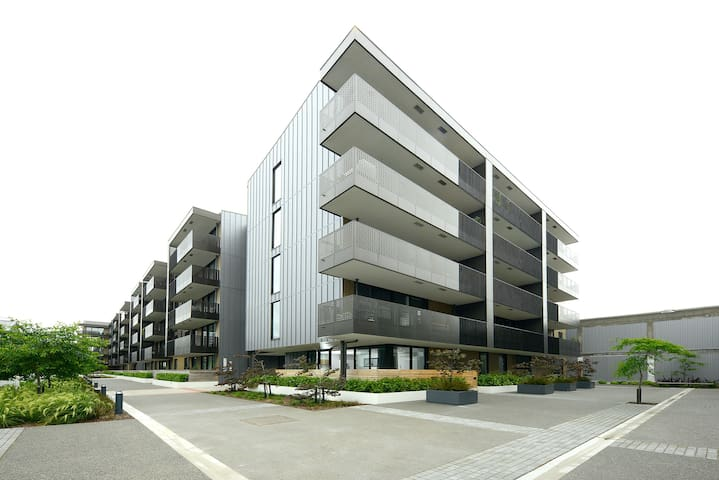 City center apartment ATLAS COMPLEX