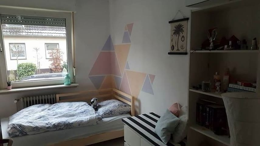 Cute, comfy room near the University - Kleve - Hus