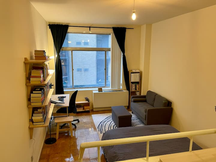 Fully Furnished Gramercy Studio - Fast WiFi