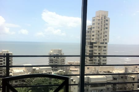 Seaview Posh 1 BHK Mt Mary Rd Bandra W expat taste