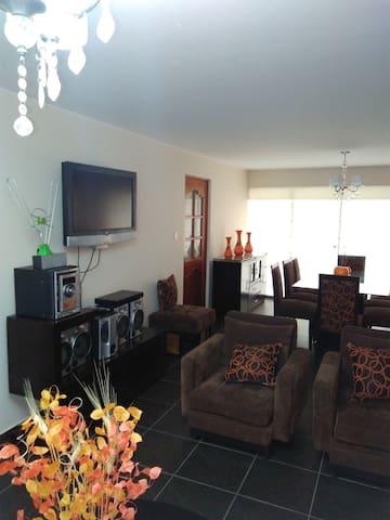 Excellent accommodation in San Borja - San Borja