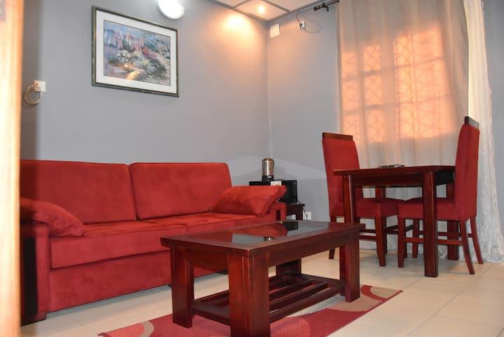 Appartement meublé standing 103