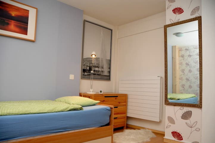 Furnished room in Genthod, Geneva - Genthod - Dům