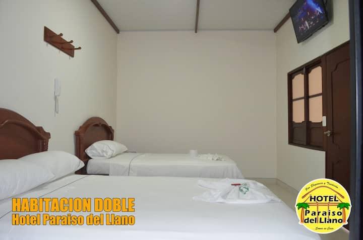 Hotel Paraíso del Llano