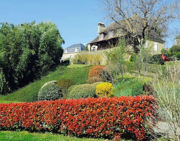 Le Lys de Castelnaud - Chambre Beynac