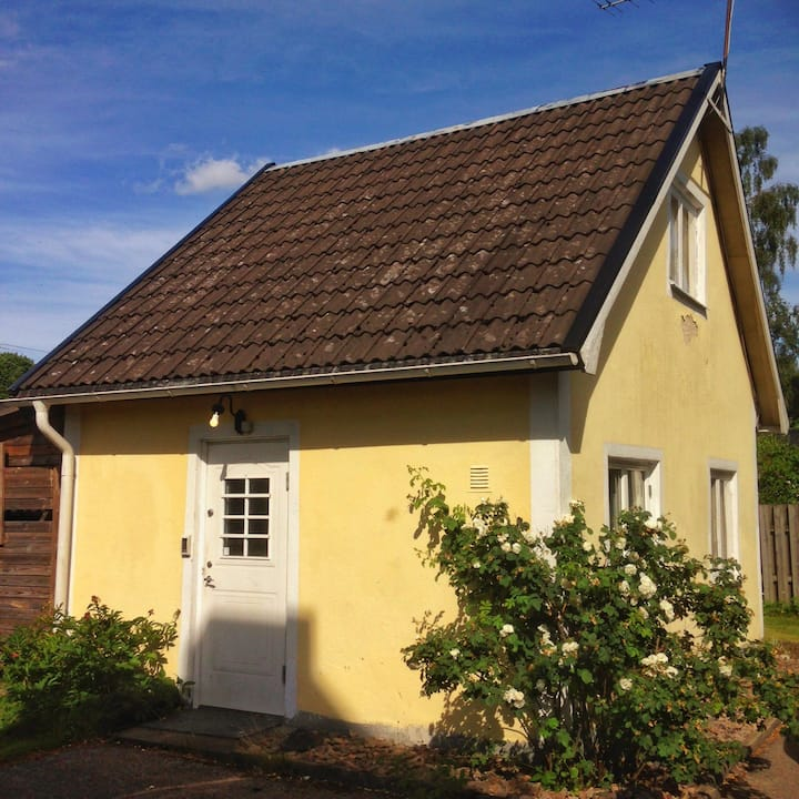 Cozy house in central Älmhult