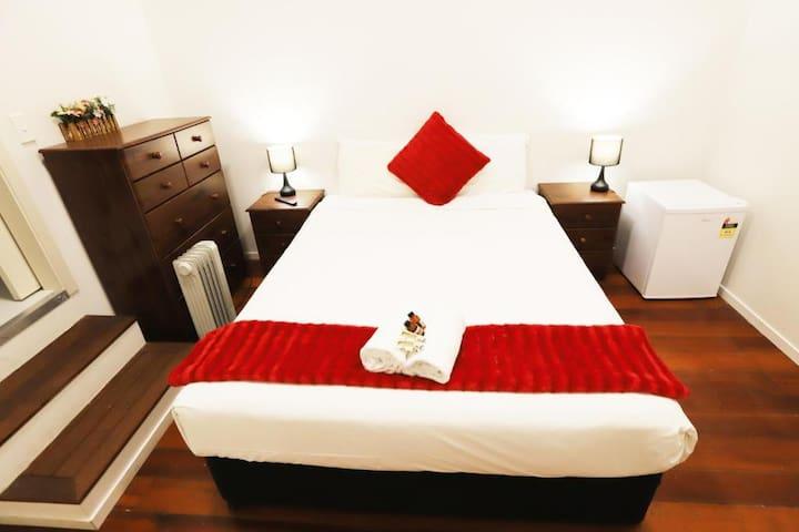 Wellington CBD - Private Bedroom