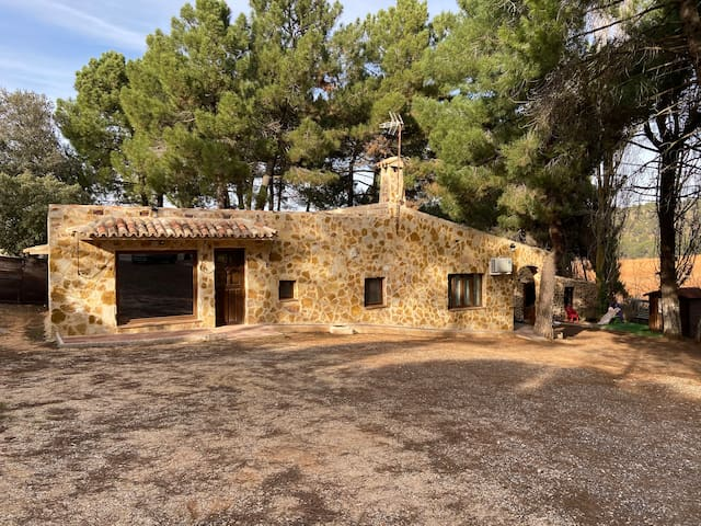 Casa rural • La Marquesa (Cuenca)