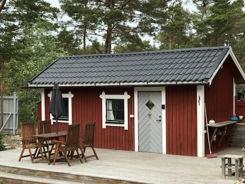 Cottage near the sea, 20km from Visby.
