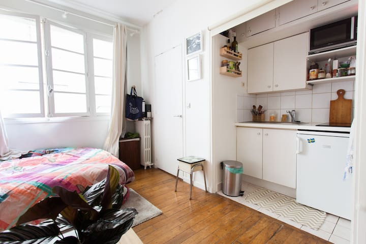 Lovely apartment in the heart of Paris - Professional Cleaning