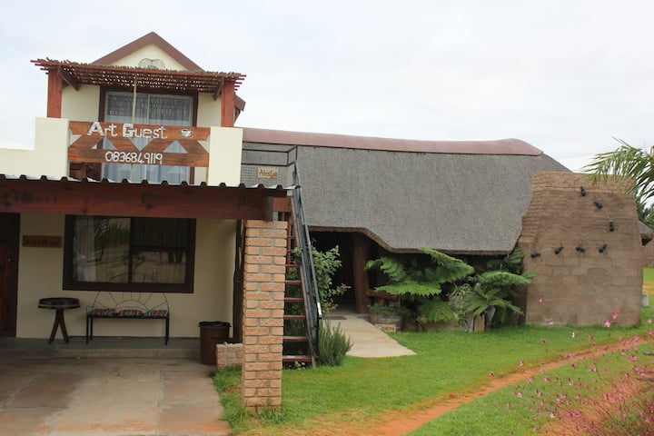 Art Guest House  - Home away from Home