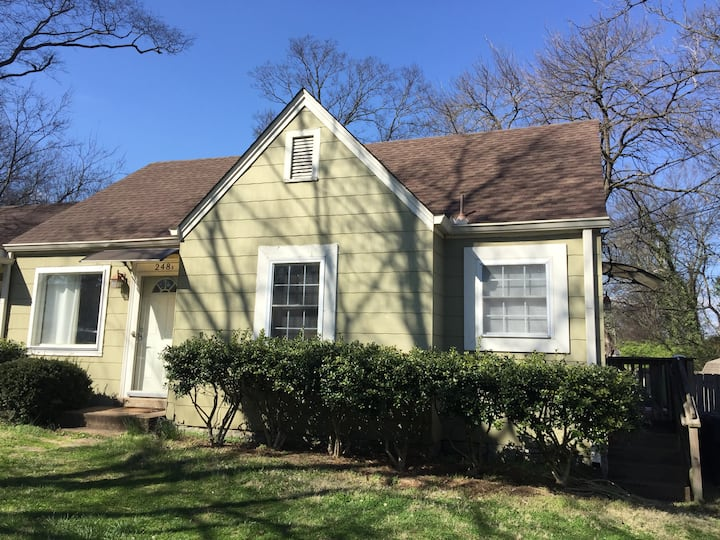 Comfy and convenient Glencliff house