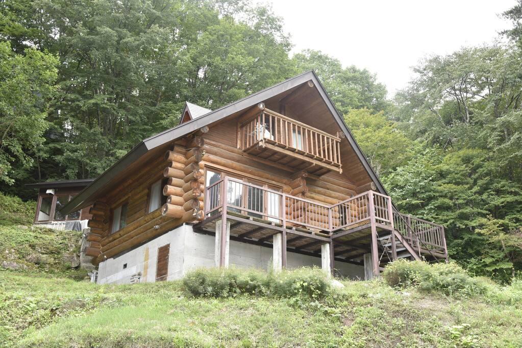Log-made Cabin! 本格ログハウス!