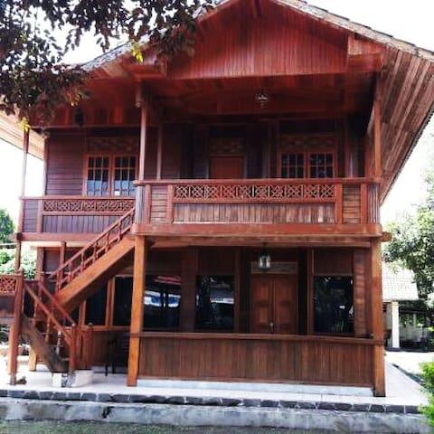 Alam Jogja Resort Villa for Monthly