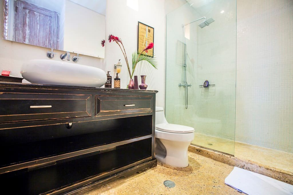 Gorgeous Guest Bathrooms