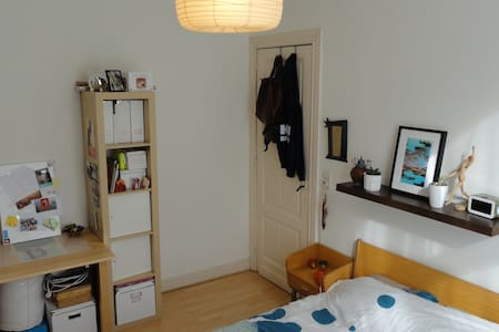 Room with private bathroom in city center - Leuven