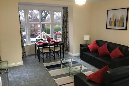 Brand New Two Bedroom Apartment in Central Lincoln
