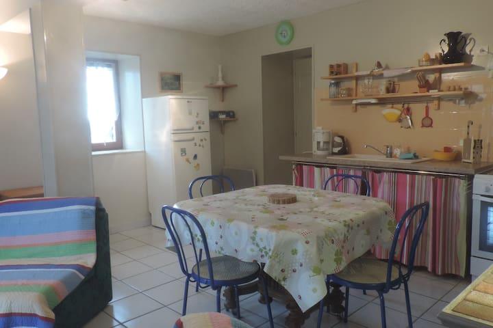Le Grand Chêne - Beaumont-du-Lac - Betjent leilighet