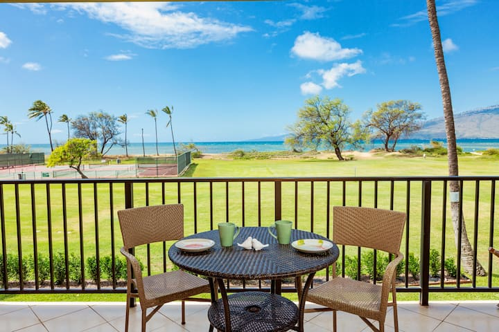 Romantic, Private, Direct Oceanfront